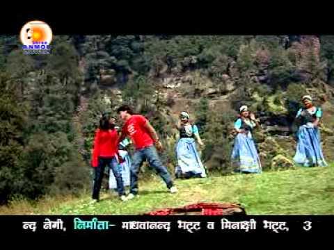 "Lalit Mohan Joshi ""Aaj Kal Indu"" Song Kumaoni"