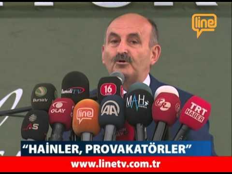 """""""Hainler, Provakatörler""""  -13 Ekim 2015-"""