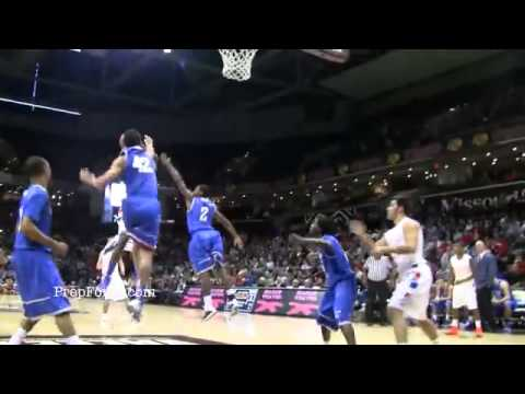 Dorial Green-Beckham High School Basketball Highlights video.