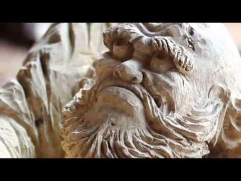 Điêu khắc gỗ Thiên Phú Thạo
