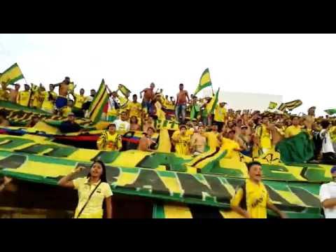 LA HINCHADA QUE MAS HIERVE, Bucaramanga vs. Tigres (4-Marzo) FORTALEZA LEOPARDA SUR 2017 - Fortaleza Leoparda Sur - Atlético Bucaramanga