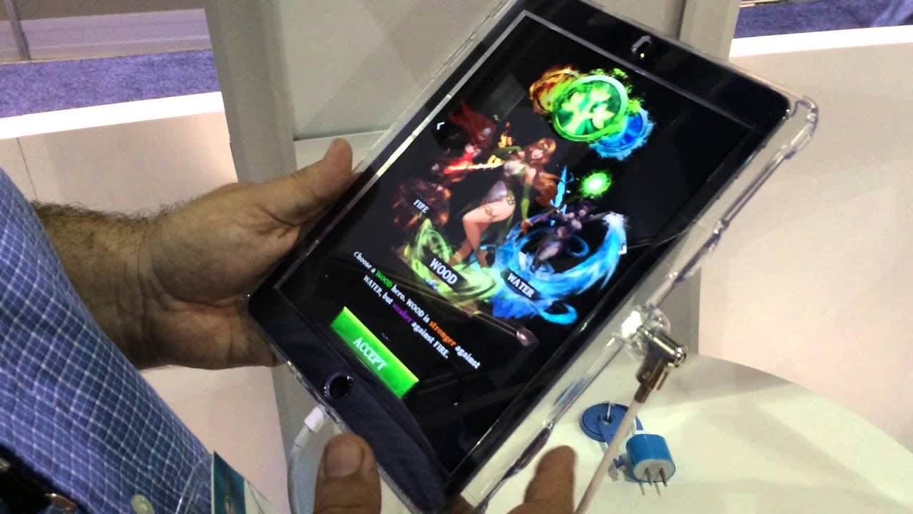 E3 2014: Hands on with Gameloft's 'Dungeon Gems'