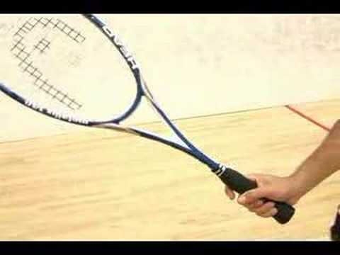 Razik's Squash Quick Tips 1 (Grip)