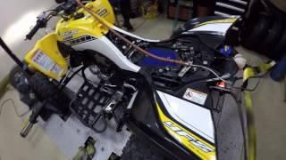 9. 2016 YFZ450R SE Dyno runs
