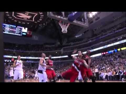 Game 1: Rudy Fernandez scores and 1