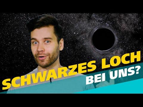 Schwarzes Loch bei uns – Was wäre, wenn die Sonne ein Schwarzes Loch wird?