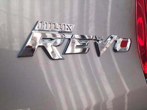 พรีวิว Toyota Hilux Revo 2015 รุ่น DoubleCab 2.8G 4WD A/T Navi ราคา 1,139,000฿