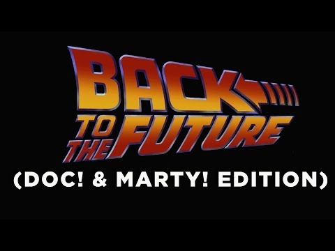 Every Doc And Marty In Back To The Future In One Supercut
