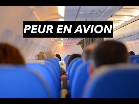 Gérer sa peur en avion