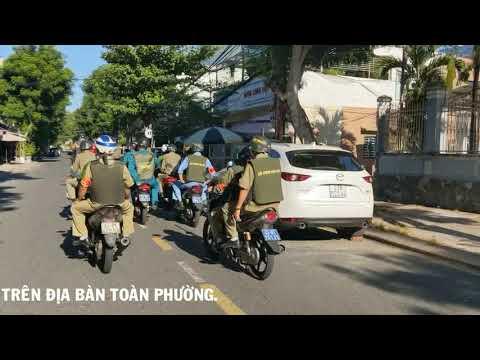 """Công an thành phố Đà Nẵng đồng loạt ra quân, đảm bảo tuyệt đối """"ai ở đâu, ở yên đấy"""""""