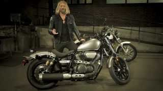 9. Bolt vs Honda Shadow comparison video