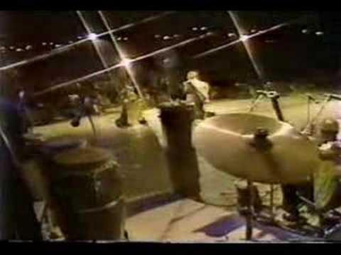 Sun Ra Arkestra - Chicago 1981 part 1 online metal music video by SUN RA