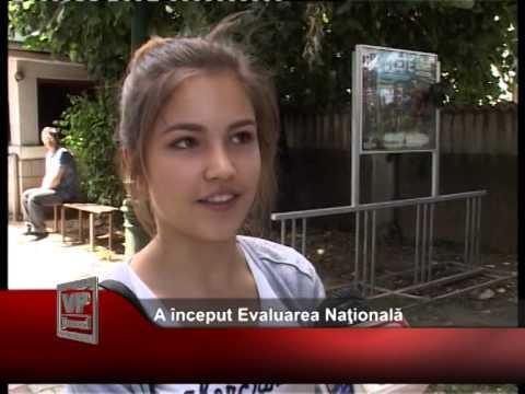 A inceput Evaluarea Naţională pentru elevii claselor a VIII-a