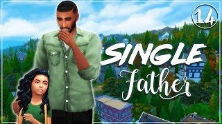 The Sims 4 | Single Father 👧🏽 #14 Memorial