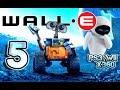 Wall e Walkthrough Part 5 ps3 X360 Wii Level 5 Good Int