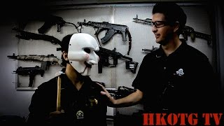 HKOTG TV visits Hephaestus Airsoft