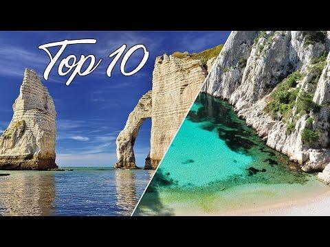 LES PLUS BELLE PLAGES DE FRANCE / TOP 10 PLAGES FRANCAISE