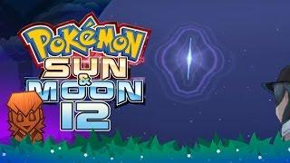 Pokemon Sun & Moon! #12: Ultra Beasts and the Ultra Wormhole! by PokeaimMD