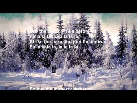 Deck the Halls (Song) by The Roches