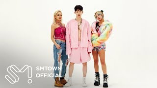 JYP, Hyoyeon, Min and Jo Kwon Born to be Wild retronew