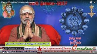 Weekly Rasi Phalalu 2017 July 02nd – July 08th 2017