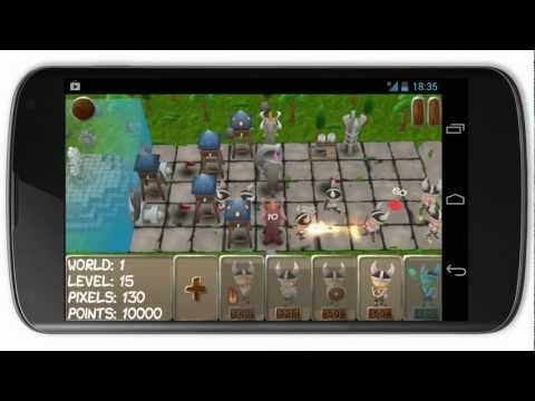 Video of Pixel Raid