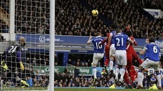 Everton Vs Liverpool 3-3 2013 All Goals&Highlights HD
