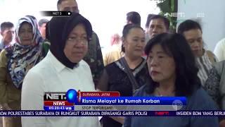 Video Tri Rismaharini Melayat ke Rumah Korban Pengeboman Surabaya - NET 5 MP3, 3GP, MP4, WEBM, AVI, FLV Mei 2018
