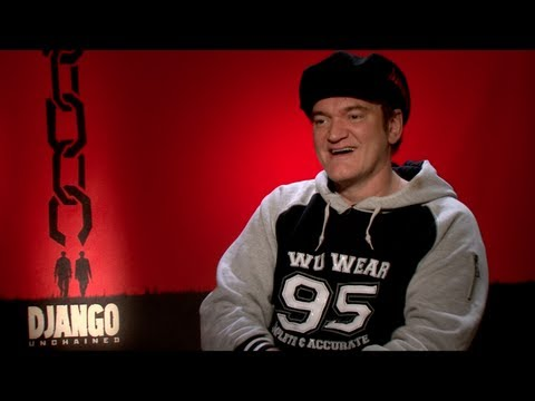 django - Emmy winner Jake Hamilton sits down to talk with the director and stars of DJANGO UNCHAINED -- Quentin Tarantino, Jamie Foxx, Christoph Waltz, Samuel L Jacks...