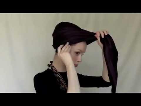 Eşarp Bağlama Şekilleri (Video Anlatımlı)