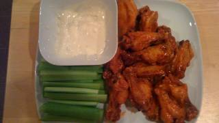 How to Make Chicken Wings - Behind the Recipe