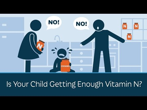 Is Your Child Getting Enough Vitamin N?