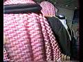 الملك فهد يستقبل الامير محمد بن عبدالعزيز عام 1988