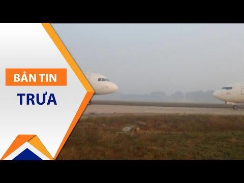 Khánh Hòa: Hai máy bay suýt đụng nhau trên không | VTC - Thời lượng: 84 giây.