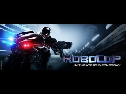 RoboCop 2014: Blu-Ray Review and Unboxing