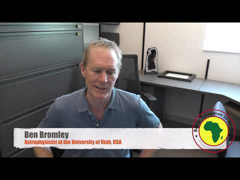What I do as an Astrophysicist   Professor Ben Bromley   The University of Utah
