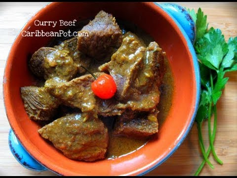 Caribbean Recipe: How to Make a Fantastic Trinidad Curry Beef