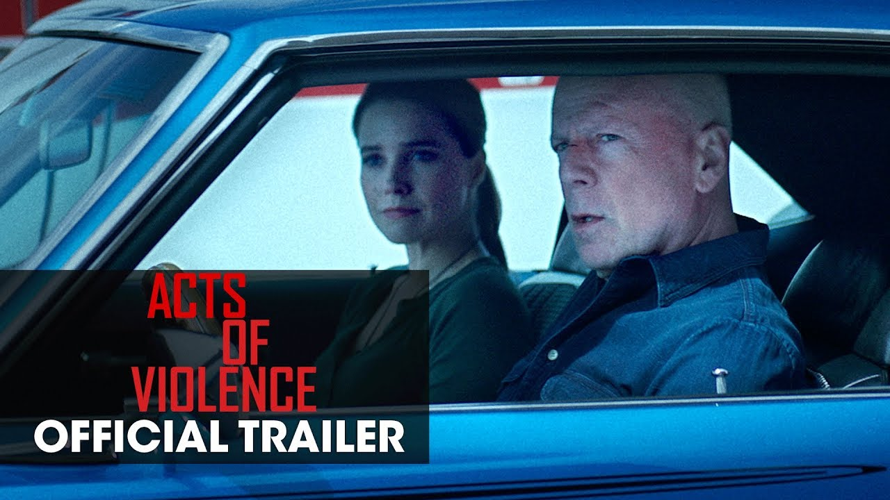 When a Threat Hits Home it's Time to Hit Back  in 'Acts of Violence' (Trailer) with Bruce Willis, Cole Hauser & Mike Epps