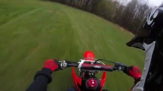 1. 2015 HONDA CRF150R EXPERT (April 28 Riding)