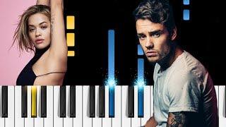 Video Liam Payne & Rita Ora - For You  (Fifty Shades Freed soundtrack) - Piano Tutorial / Piano Cover MP3, 3GP, MP4, WEBM, AVI, FLV Februari 2018
