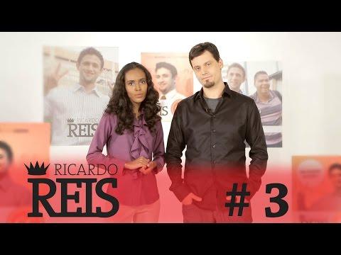 Os Barbixas – Campanha Política (Ricardo Reis #3)