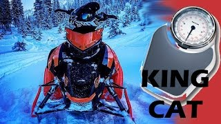 2. KING CAT M9000 TURBO| The Official Weigh In