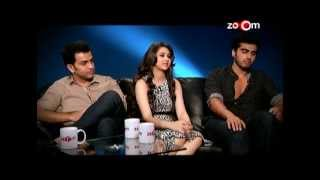 Video zoOming in with Omar  Arjun Kapoor, Sasha Agha & Prithviraj talk about 'Aurangzeb' MP3, 3GP, MP4, WEBM, AVI, FLV Agustus 2018