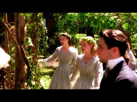 Little Women 1994 Film - Making Our Peace With Change - (FULL COLOR HD) CLIP