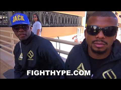 BADOU JACK READY TO RIP TITLE FROM NATHAN CLEVERLY AND GET INTO SUPPLEMENT BUSINESS AFTER (видео)