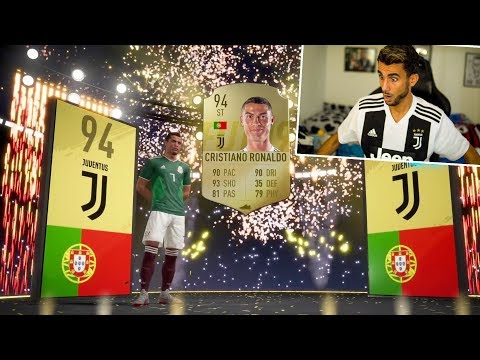 75 MILA FIFA POINTS per CRISTIANO RONALDO!! | FIFA 19 (GIOCO COMPLETO) LIVE