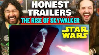 Honest Trailers   STAR WARS: THE RISE OF SKYWALKER - REACTION!!! by The Reel Rejects