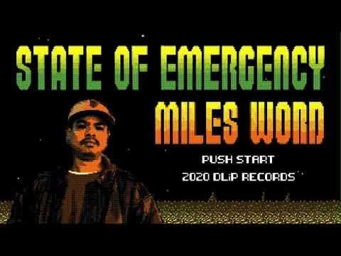 【CM】MILES WORD – STATE OF EMERGENCY
