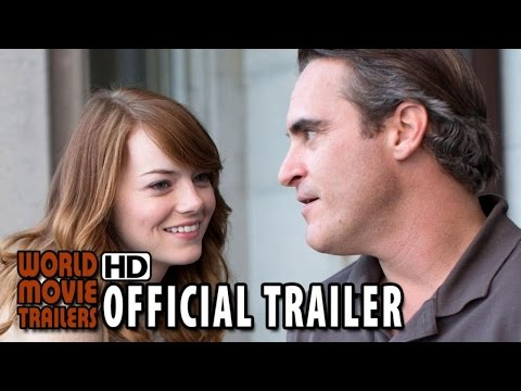 IRRATIONAL MAN Official Trailer (2015) - Woody Allen Movie HD