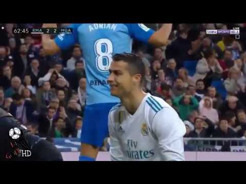 Real Madrid vs Malaga [3-2] All Goals & Highlights - 25/11/2017 -HD